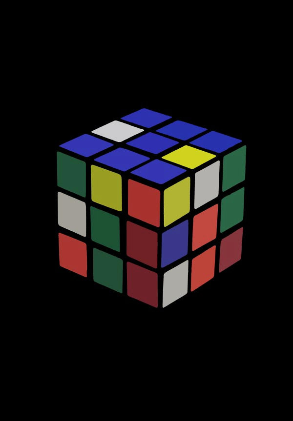 Retro Space Hopper Rubix Cube Space Invaders Collection Of